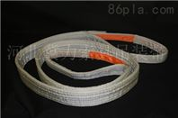 加强型白色扁平丙纶吊装带/全规格-冀力批发
