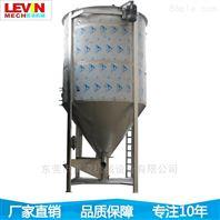 廠家供2噸加熱塑料攪拌機帶烘干立式混料機