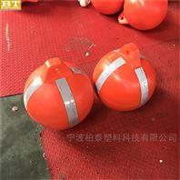 水源域隔離浮球 40公分沙灘景區浮球