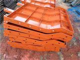 現澆防撞墻鋼模具樣式需求