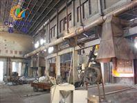 铸造厂浇筑流水线电炉除尘器烟气治理方案
