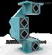 进口ESTA弹性振动支撑诸诚振动沥水筛专用