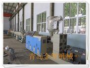 pe管材生产线有几米长 塑料管材设备图片