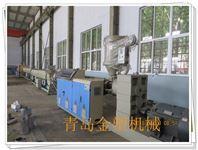 pe管材生产线有几米长 江苏快3管材快三图片