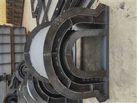 预制流水槽模具生产厂家中泽标杆