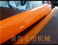 纤维增强管挤出机 蛇皮管生产线