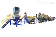 塑料编织袋颗粒造粒生产线