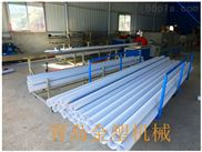 pvc排水管生产设备 pvc落水管材生产线