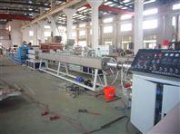 GF系列塑料擠出管材輔機機組
