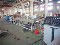 GF系列塑料挤出管材辅机机组