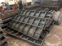 铁路防护墙模具生产数量