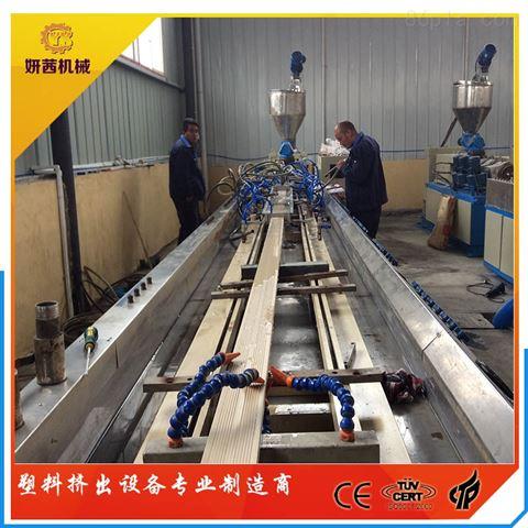 福建-木塑复合标准化附框设备