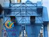 河南砖厂8万风量湿电除尘器超低排放5毫克