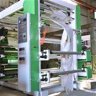 双色四色六色柔性凸版印刷,柔性印刷机