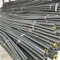 预应力螺旋波纹管 桥梁用塑料波纹圆管
