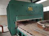 大型平板硫化機--高密市威達生產