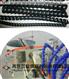 护套管机设备螺旋胶管护套生产线