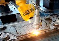 精密机械激光焊接机器人 国产氩弧焊机械手