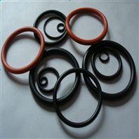 正品耐油NBR橡胶O型圈氟胶橡胶圈规格齐全
