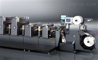 万巢行星减速机应用于商标印刷设备