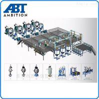 中央供料系统,集中供料输送系统