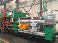 2019新款預應力框架式鋁材擠壓機廠家