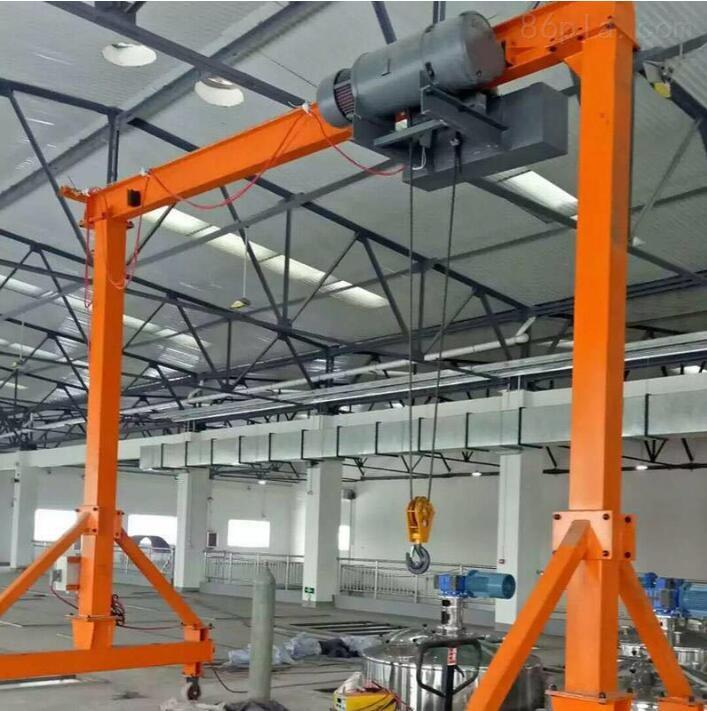 拆卸式建筑龙门架订制-10吨龙门吊订做