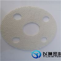 YL-1374涂胶玻璃纤维垫片耐高温纺织布垫片