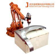 軍工專用自動三維連續激光焊接機