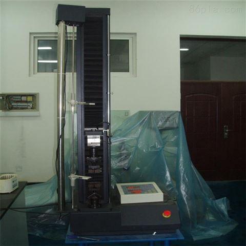 单柱式万能材料拉力试验机