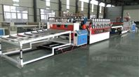 PVC建筑模板设备