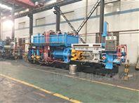 江蘇擠壓機更換配置產量增加3倍不止