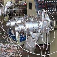 一出二PVC穿線管生產線,張家港貝發機械
