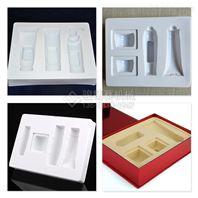 化妆品盒内托设备货源 多工位吸塑机图片