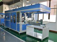 品質外賣方盒生產設備 二次真空吸塑機構圖