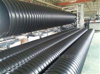 400口徑HDPE鋼帶增強波紋管價格