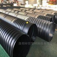 地埋DN800鋼帶增強波紋管
