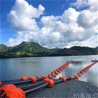 魚塘清淤泵泥漿泵浮筒管道抽沙浮體