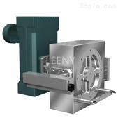 單流道旋轉式中心排渣不換網過濾器