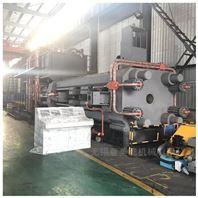 铝型材挤压辅助设备与广东明晟挤压机合作