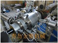 pe聚乙烯给水管生产设备 pe水管设备