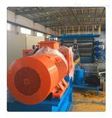 PP板材擠出機,PP板材生產設備(圖示)
