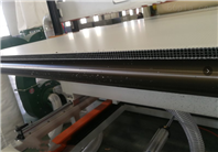 格瑞中空塑料建筑模板生产线