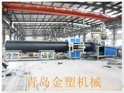 SZSJ-pe管材生产线 大口径pe管材设备