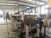 SJZ120pp塑料建筑模板生产线设备