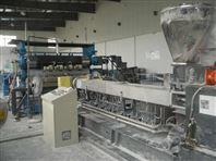 ABS片材挤出机规格 ABS板材生产设备型号