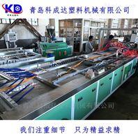 竹木纤维墙板设备
