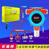壁挂式异丁烯气体浓度显示报警器