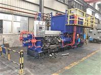 锻造1550T铝型材挤压机生产线低价出售