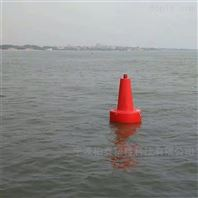 景观湖出入标 插旗赛道隔离航标 聚乙烯浮标